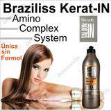 Keratina Alisadora Braziliss Recamier Litro Paso 2 Treatment