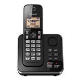 Teléfono Inalámbrico Panasonic Kx-tgc360 Altavoz Contestador