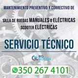 Reparacion De Sillas De Ruedas Electricas - Scooters Venta