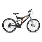 Bicicleta Gw Sinope Doble Suspension Freno Disco 18 Vel