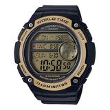 Reloj Casio Ae-3000w Resistente Agua 100m Original Envío Ya