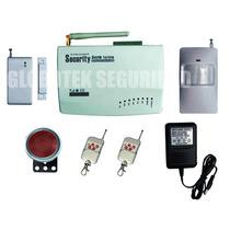 Alarma Gsm Para Casa Control Remoto Sim Card Llamada Celular