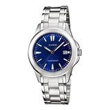 Reloj Casio Ltp-1215a Mujer Acero Calendario 100% Original