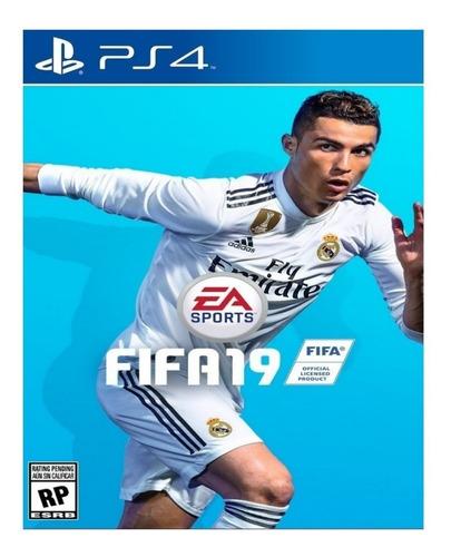 Ps4 Fifa 2019  Juego Físico   Playstation 4