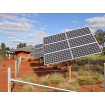 Panel Solar 100 Watt Certificado Aleman