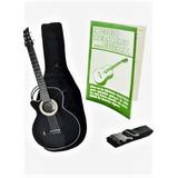 Guitarras Acusticas+ Forro+metodo+correa Manito+envio