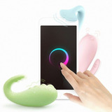 Vibrador Consolador Inteligente App Relacion A Distancia