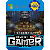 Age Of Empires 2 Hd Edition Rise Of Rajas + Conquerors+dlc's