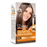 Keratina Kativa 100% Efectiva Permanen - mL a $1083