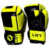 Guante Entrenamiento De Boxeo Hombre 12 Oz Verde