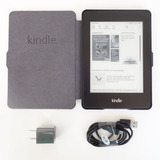 Lector Libros Digital Kindle Paperwhite 4gb Buen Estado