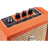 Amplificador Portátil Guitarra Electrica Orange Crush Mini