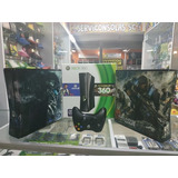 Xbox 360 Slim 1 Control + Programada Juegos + Envio Gratis
