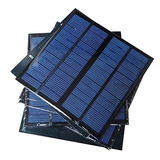 Sunnytech® 1pc 3 W 12 V 250 Ma Mini Panel Solar Modulo Celu