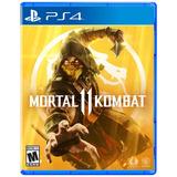 Mortal Kombat 11 Ps4 Nuevo Español Latino Fisico America