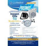 Alquiler Venta Concentrador Portatil Oxigeno Ibague Avianca