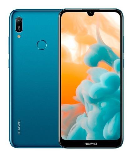 Celular Libre Huawei Y6 2019 Ds 4g Azul