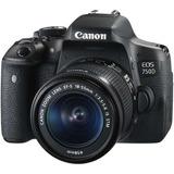 Canon Rebel T6i Eos 750d 18-55 Is 24mp Camara