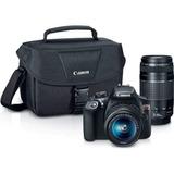 Kit De Camara Reflex Digital Canon Eos Rebel T6 Con Objetivo