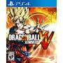 Dragon Ball Xenoverse Ps4 Nuevo Original Domicilio - Jxr