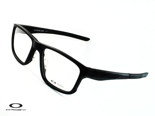 a63097e8bc Montura Óptica Oakley® 54o18mm Hyperlink Black Opt0060