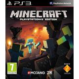 Minecraft Ps3 Formato Digital Original Entrega Inmediata