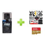Camara Deportiva Gopro Max + 32gb + Kit De Accesorios