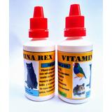 Vitamina Rex 30 Cc 10 Unidades