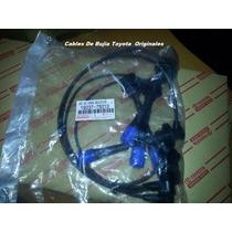 Cables De Bujia Toyota Originales