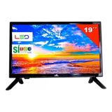 Televisor Huskee Tv 19 Pulgadas Con Tdt Monitor 110v 12v