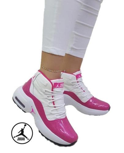 f6972e17 Tenis Botas Zapatos Deportivos Jordan De Dama, Mujer Ellas