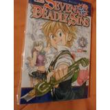 Panini Manga Los 7 Pecados Capitales Latino Tomos 1 Al 3