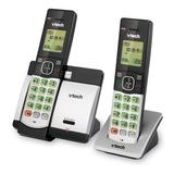 Teléfono Inalambrico Doble Base V-tech 5119-2