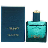 Versace Eros De Versace 0.17 Oz (5 Ml) Edt Splash Men Mini