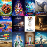 Películas Full Hd 720p - 1080p Digital Latino O Ingles Sub.