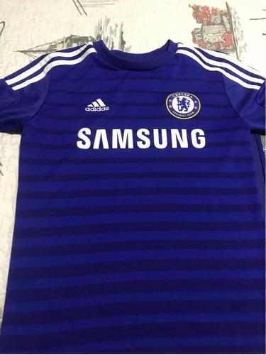 e7028cc893 Chelsea (talla 12) 2014 Camiseta Original adidas.