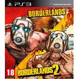 Borderlands 2 Ps3 Completo Juegos Digitales Ps3 En Español