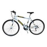 Bicicleta Todo Terreno Freno V-brake Rin 26 Tipo Moto - 18 V