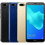 Celular Libre Huawei Y5 2018 Android Oreo 16gb 4g Lte