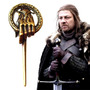 Pin Broche Game Of Thrones La Mano Del Rey Juego De Tronos