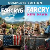 Farcry 5 Y Far Cry New Dawn 2x1 Xbox One Digital Offline