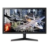 Monitor Gamer Lg 24 24gl600f-b Full Hd 144hz  1ms