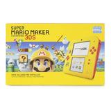 Consola Nintendo 2ds +juego Mario Maker + Mem 4gb + Obsequio