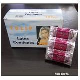 Preservativo Tulip Caja Paga60 Lleva100 Unidade Condones W11