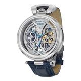 Reloj Stuhrling Legacy Hombre Coleccion De Lujo En Cuero