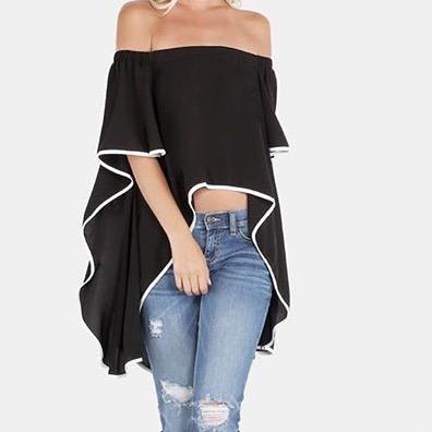 Blusas para mujer Limonni LI466 Campesinas