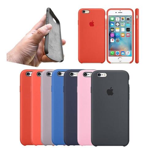 04c213eeb57 Silicone Case iPhone 5s, Se, 6, 6s, 7, 8, Plus Apple