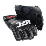 Guantes Ufc Black Fighting Mma Boxing