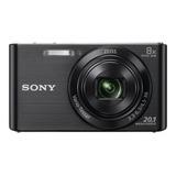 Cámara Sony De 20.1mp Con Zoom Óptico De 8x-dsc-w830