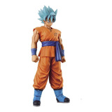 Dragon Ball Super The Son Goku Blue Dios Obsequio  Ajd